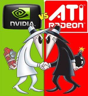 NVIDIA versus AMD