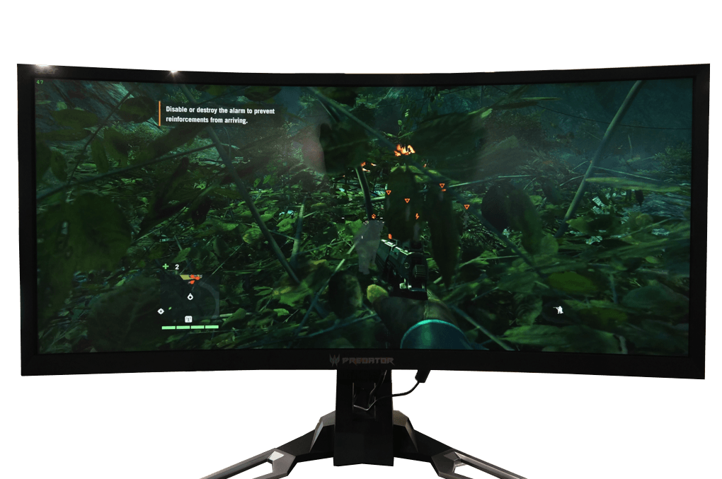 Acer X34 Ultrawide 34 Inch 75hz 1440p Ips Gaming Monitor