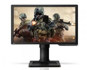 BenQ XL2411Z - best 144Hz BenQ gaming monitor
