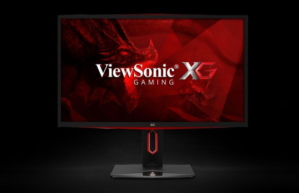 viewsonic xg2703 gs 1440p 165hz ips g sync gaming monitor. Black Bedroom Furniture Sets. Home Design Ideas