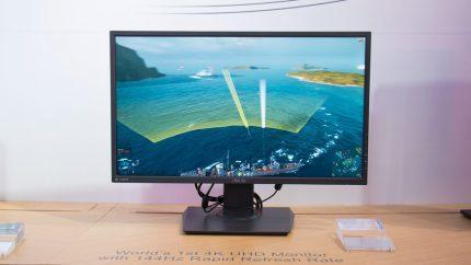 ASUS 4K 144Hz gaming monitor