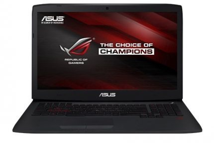asus republic of gamers laptop