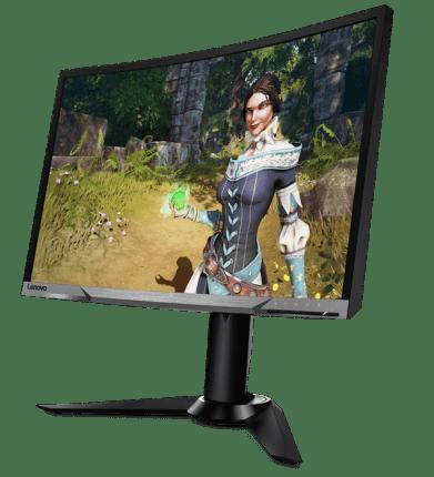 Lenovo Y27f gaming monitor