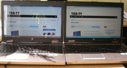 Glossy vs Matte Screen Laptop
