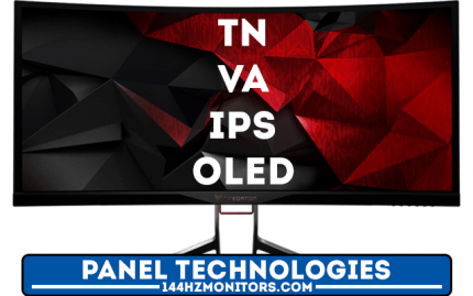 TN vs VA vs IPS vs OLED