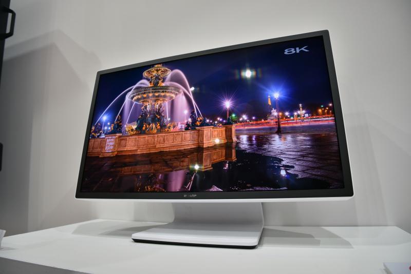 Sharp IGZO monitor