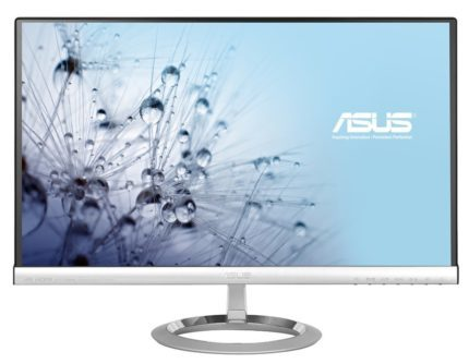 asus mx239h review