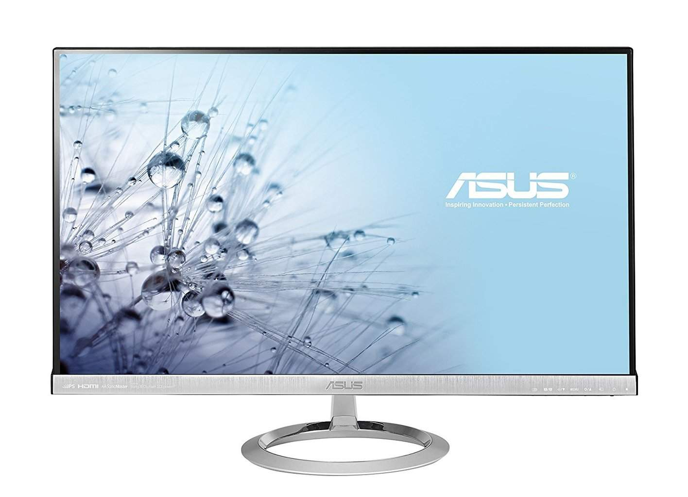 ASUS MX279H Review: 27-inch Frameless IPS Monitor