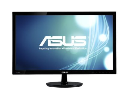 asus vs228h-p review