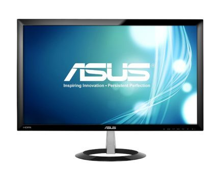 asus vx238h review