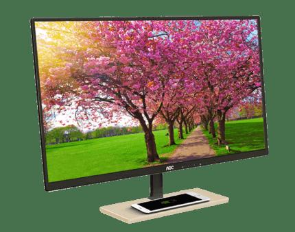 AOC P2779VC monitor