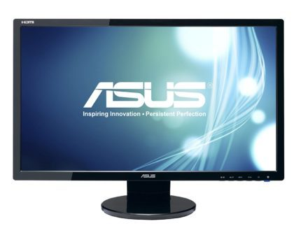 asus ve248h review