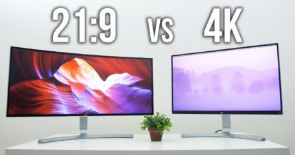 4K vs UltraWide