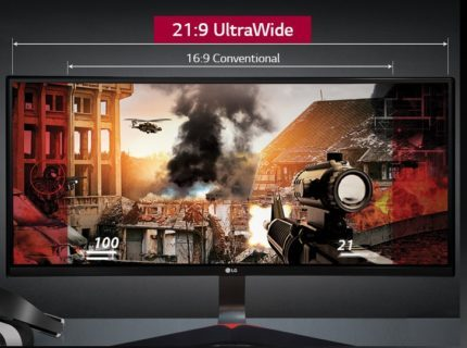 UltraWide Gaming Monitor