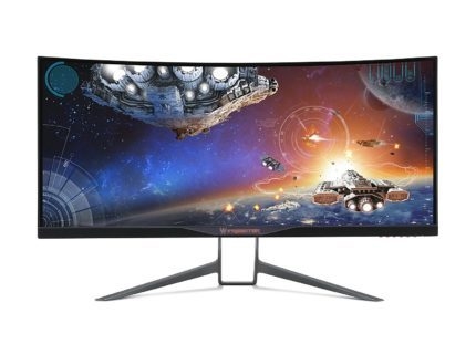 Best 1440p Ultra-Wide Curved Gaming Monitor 2017