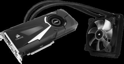 Best Cooling GTX 1080 GPU