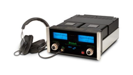 dedicated headphone amplifier