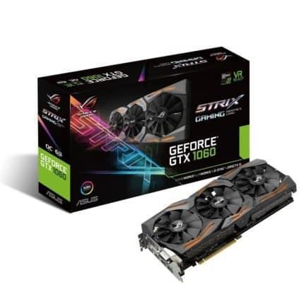 ASUS GeForce GTX 1060-6GB