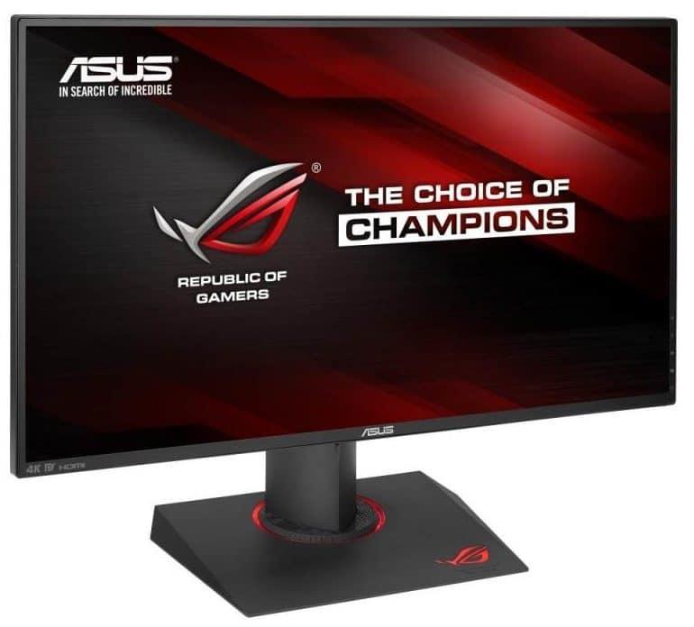 4K G-Sync IPS Gaming Monitor