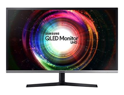 Amazing 4K Monitor with Quantum-Dot Technology