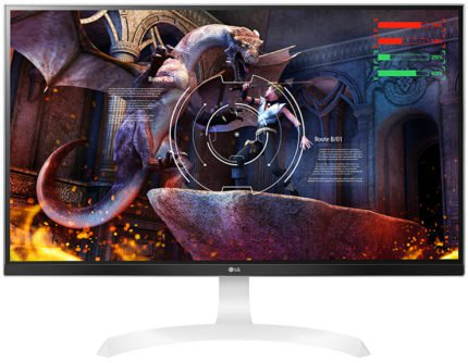 4K IPS Console Gaming Monitor with FreeSync Over HDMI Support