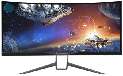 acer x34curved ultrawide 100hz g-sync ips gaming monitor