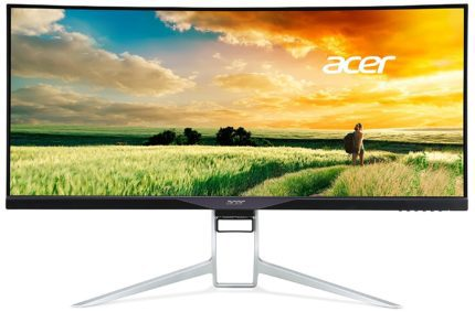 ACER 3440x1440 IPS FreeSync 75Hz UltraWide Gaming Monitor