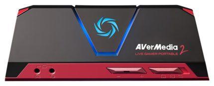 AVerMedia Live Gamer Portable 2 Capture Card