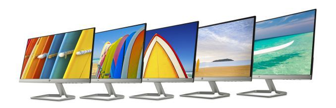 HP F Series Monitors Amazon