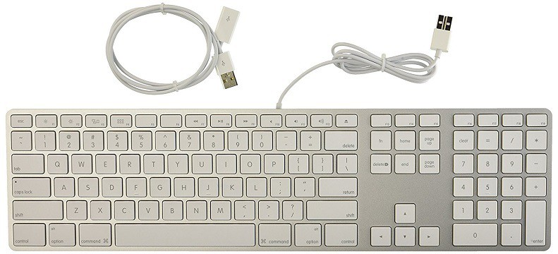 Apple MAC OS X Keyboard