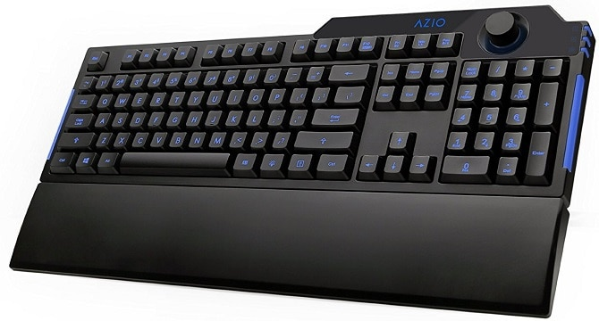 Azio Levetron L70 Gaming Keyboard