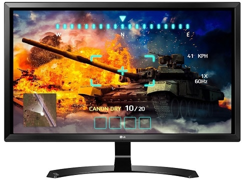 best 4k gaming monitor 2018