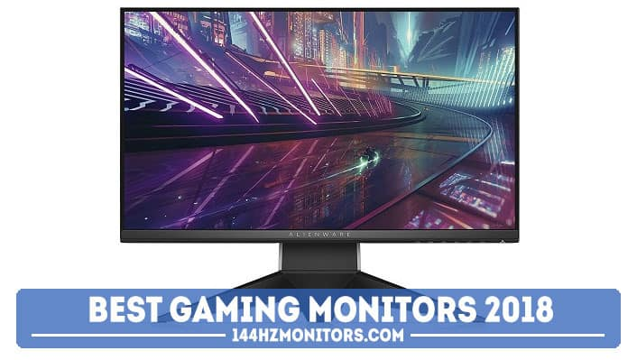 best gaming monitor 2018