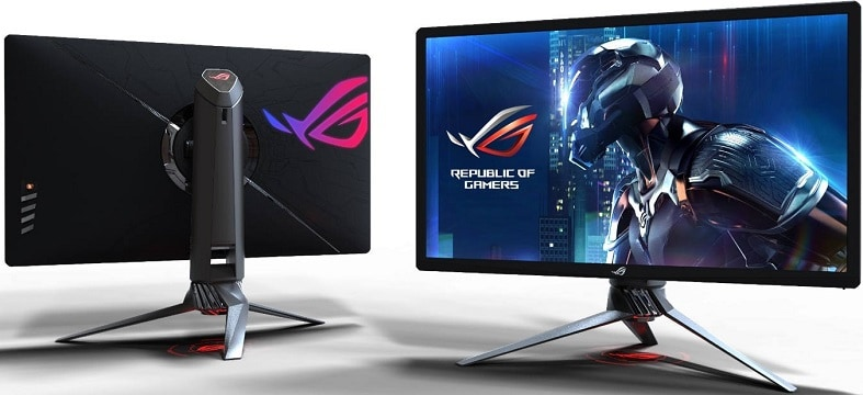 ASUS ROG Swift PG27UQ Preview: 4K 144Hz G-SYNC HDR Gaming ...