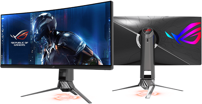 ASUS ROG Swift PG35VQ Amazon