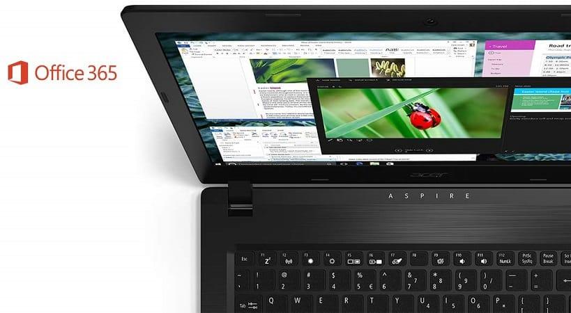Acer Aspire 1 A114-32-C1YA office