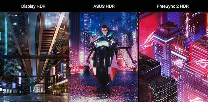ASUS XG32VQR Preview 2019: 144Hz FreeSync 2 HDR Gaming Monitor